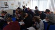 """Zināšanu maratons """"Latvijas vieta Eiropas Savienībā""""  Staiceles pilsētas bibliotēkā"""
