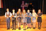 Alojas novadā brīvprātīgie jaunieši godināti Valsts svētku pasākumos