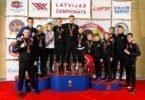 Karatistiem augsti rezultāti Latvijas čempionātā