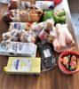 Alojas novada izglītojamie saņem atbalstu ēdināšanā pārtikas paku veidā