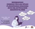 Konsultācijas Rīgas plānošanas reģiona NVO un aktīvajiem iedzīvotājiem