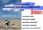 Aicina komandas pieteikties Alojas novada čempionātam pludmales volejbolā