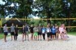 Aizvadīts Alojas novada pludmales volejbola čempionāta 1. posms