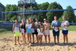 Noslēdzies Alojas novada pludmales čempionāts