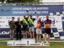 Madonā aizvadīts 4. posms Latvijas Amatieru un Junioru čempionātā motokrosā