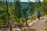 Gaujas Nacionālā parka Ceļotāju dienā – pārgājieni, piedzīvojumi, velobraucieni un aktivitātes dabā