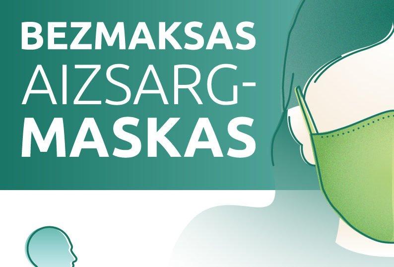Par higiēnisko masku nodrošināšanu trūcīgajiem un maznodrošinātajiem