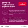 Profesionālā pilnveide notiks attālināti; precizē citus piesardzības pasākumus (pieņemts: 03/11/2020)