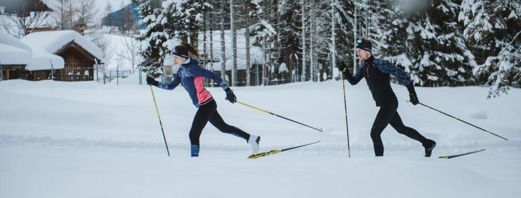 Aicinām piedalīties bezmaksas slēpošanas nodarbībās