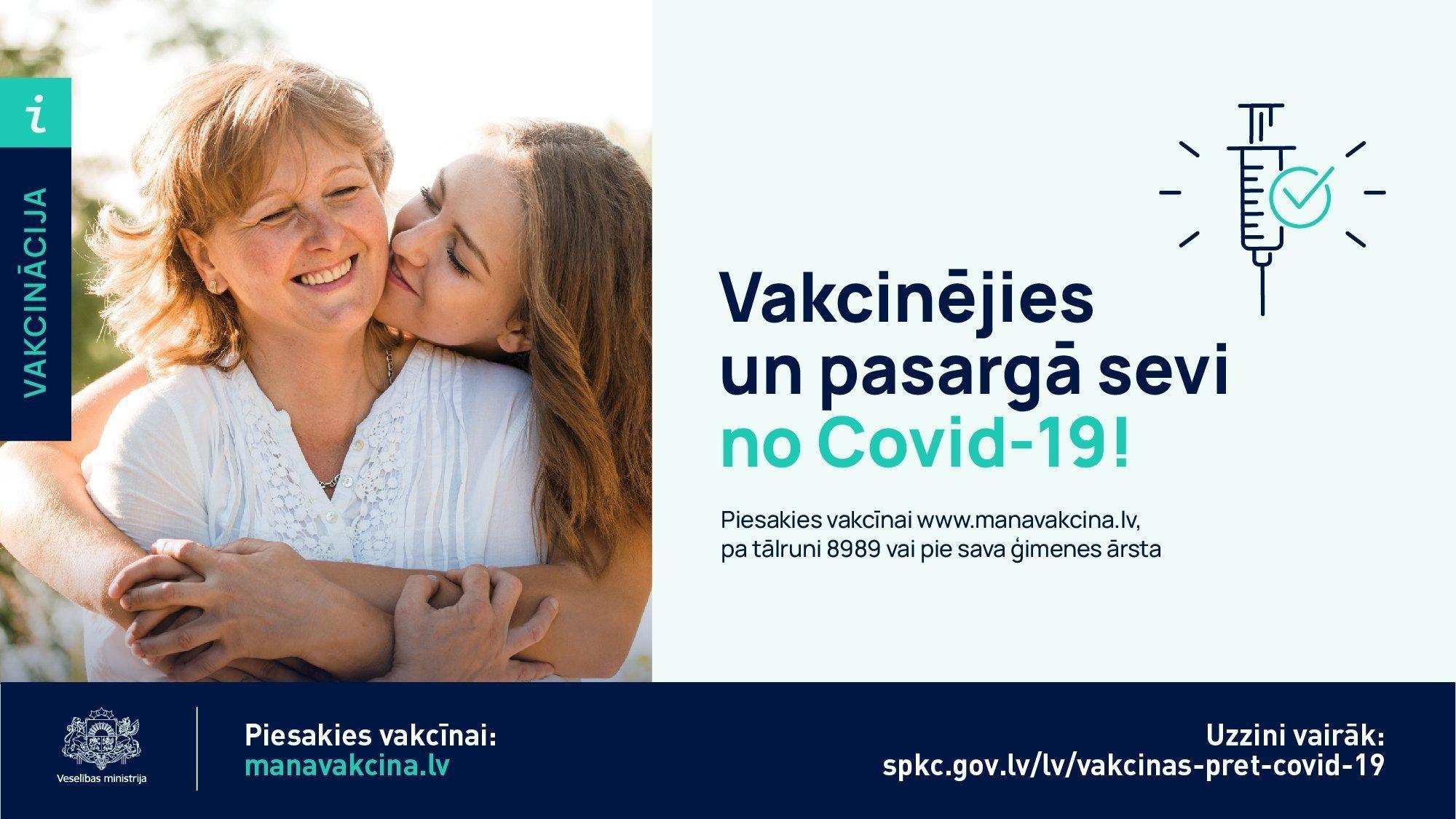 Tiešsaistes sarunu cikla par vakcināciju pret Covid-19 turpinājumā – atbildes uz  topošo un jauno māmiņu visbiežāk uzdotajiem jautājumiem