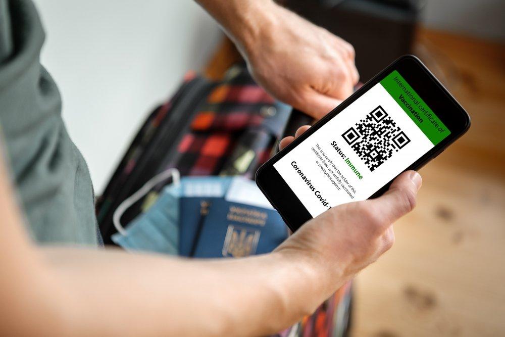 Par digitālo Covid-19 sertifikātu izmantošanu
