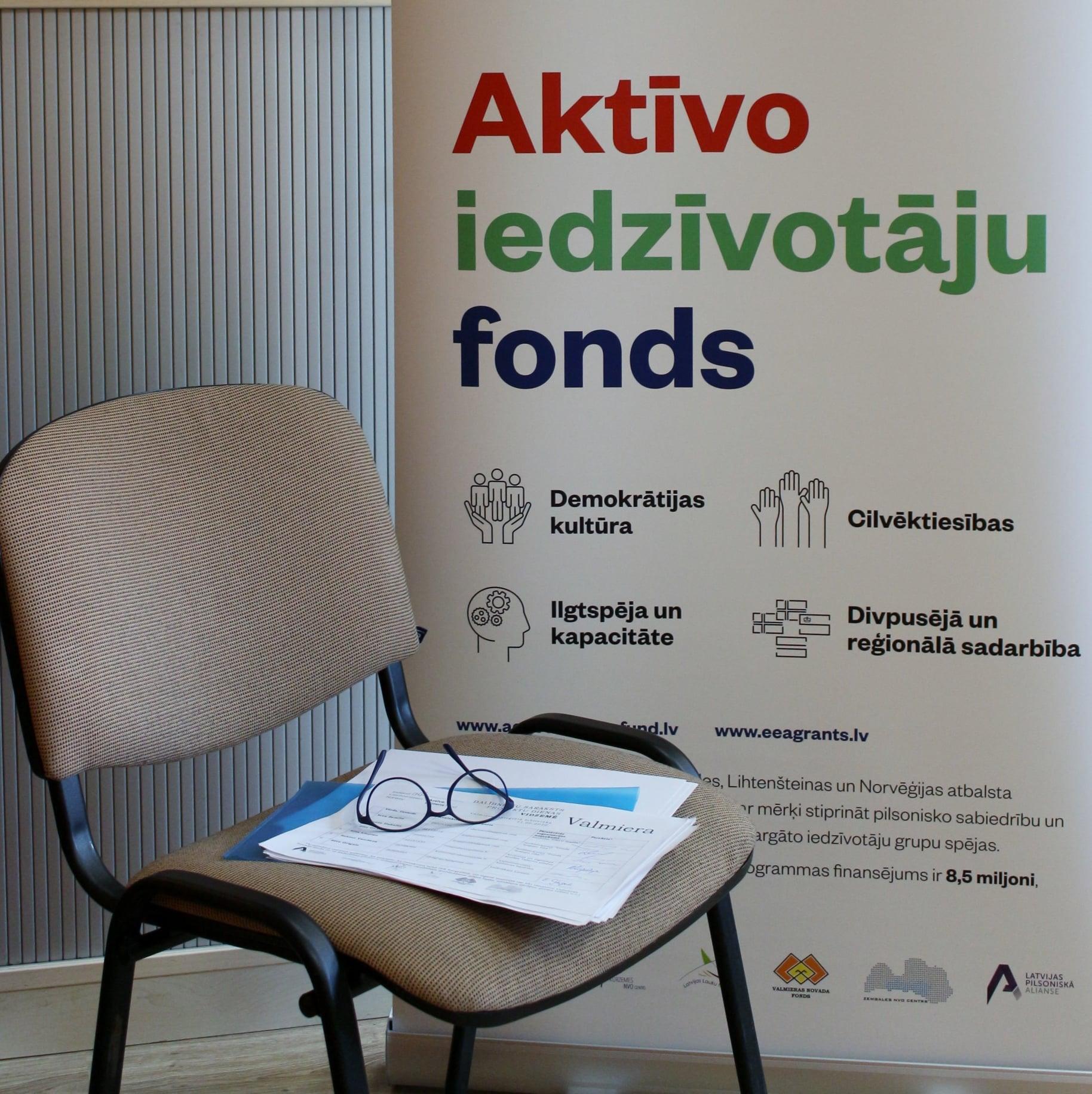 AIF Stratēģiskais un Darbības atbalsta konkurss – spēcīgu Limbažu novada NVO atbalstam