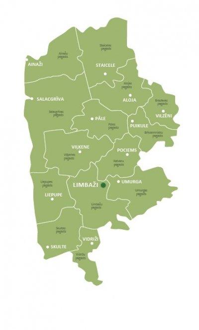 Aicinām iesaistīties Limbažu novada Attīstības plānošanas dokumentu izstrādē!