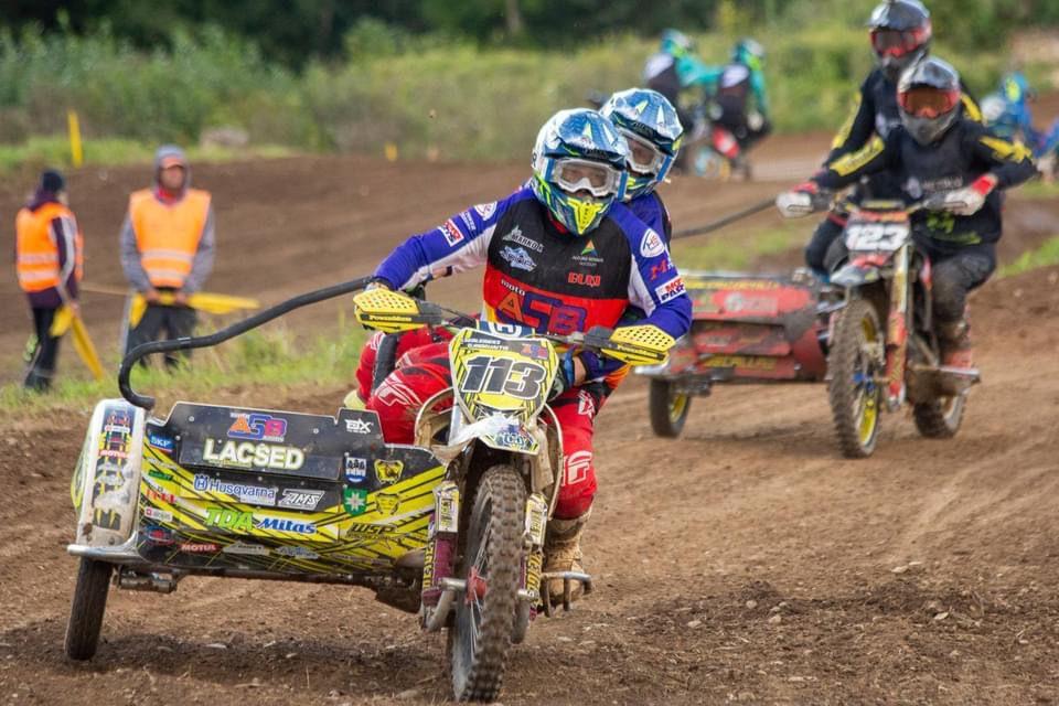 Aizvadīts 4. posms Latvijas Amatieru čempionātā motokrosā