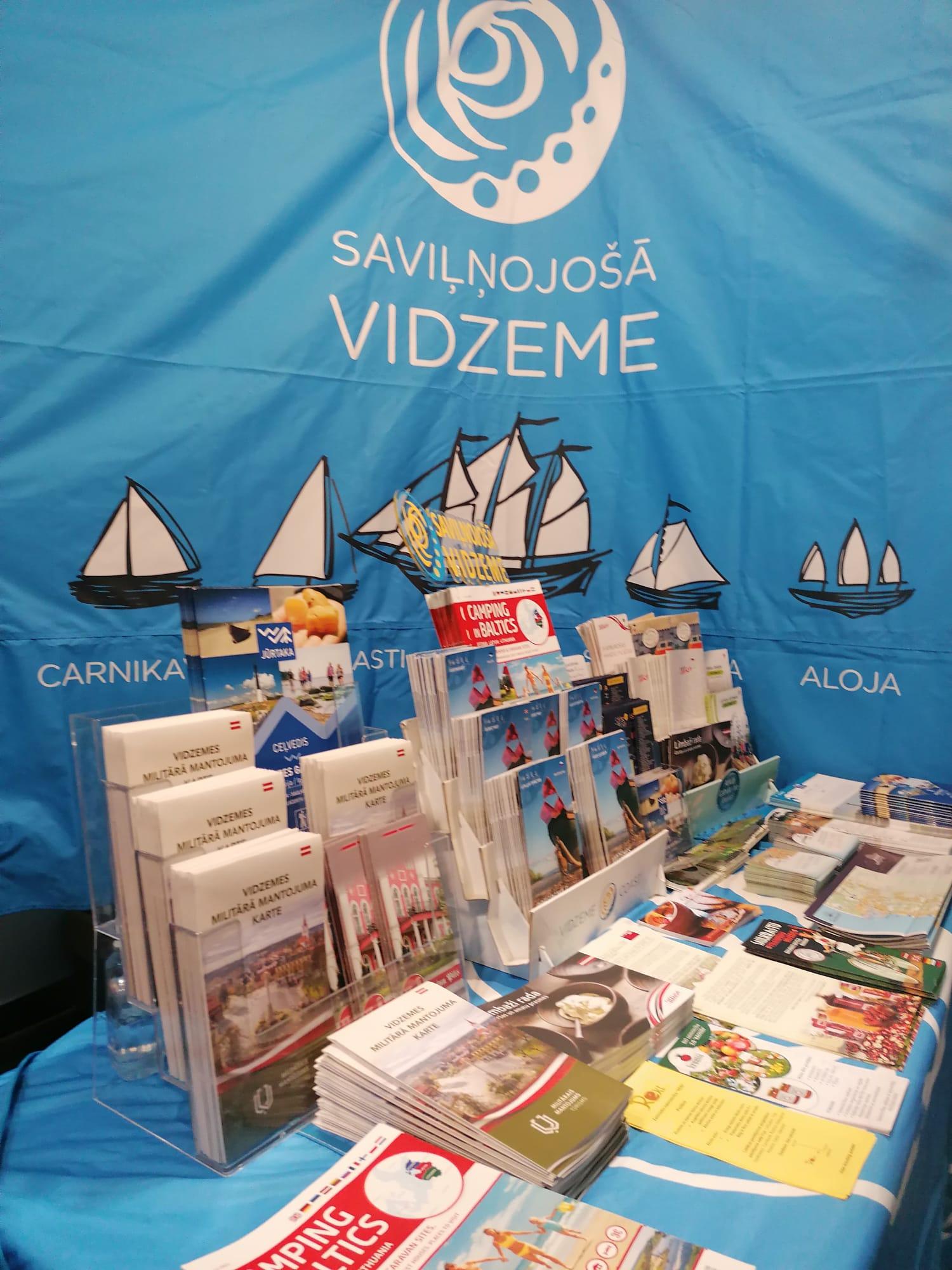 Tūrisma tirdziņš Ķīpsalā aicināja iedvesmoties jauniem ceļojumiem un izgaršot Latviju
